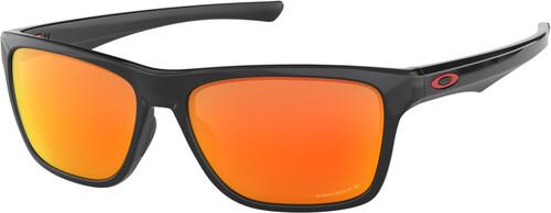 Oakley Holston Sunglasses Polished Black/Prizm Ruby Polarized 2018 Sonnenbrillen v1Grk